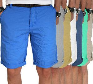 stylische herren sommer bermuda shorts kurze chino hose. Black Bedroom Furniture Sets. Home Design Ideas