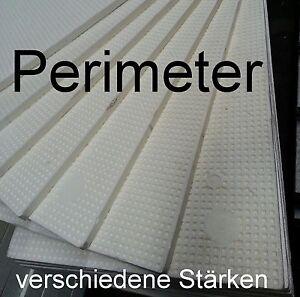 styropor eps perimeter d mmplatte sockel d mmung fassade wdvs estrich 140mm ebay