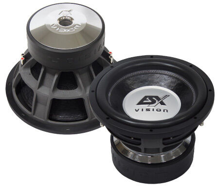 subwoofer 38 cm esx ve1522 8000 watt spl audio auto sp l 15 ebay. Black Bedroom Furniture Sets. Home Design Ideas