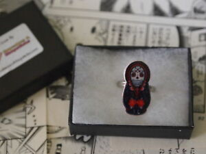 Skull Russian Doll Ring with Gift Box - Rockabilly Tattoo Candy Cute