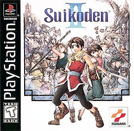 Suikoden II  (PlayStation, 1999)