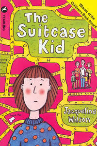 The Suitcase Kid by Jacqueline Wilson (P...