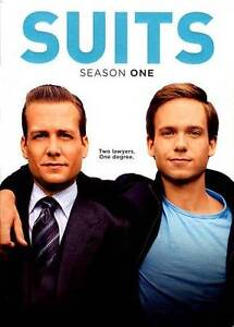 Suits: Season One (DVD, 2012, 3-Disc Set...