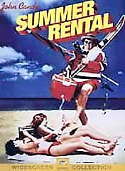 Summer Rental (DVD, 2001, Sensormatic)