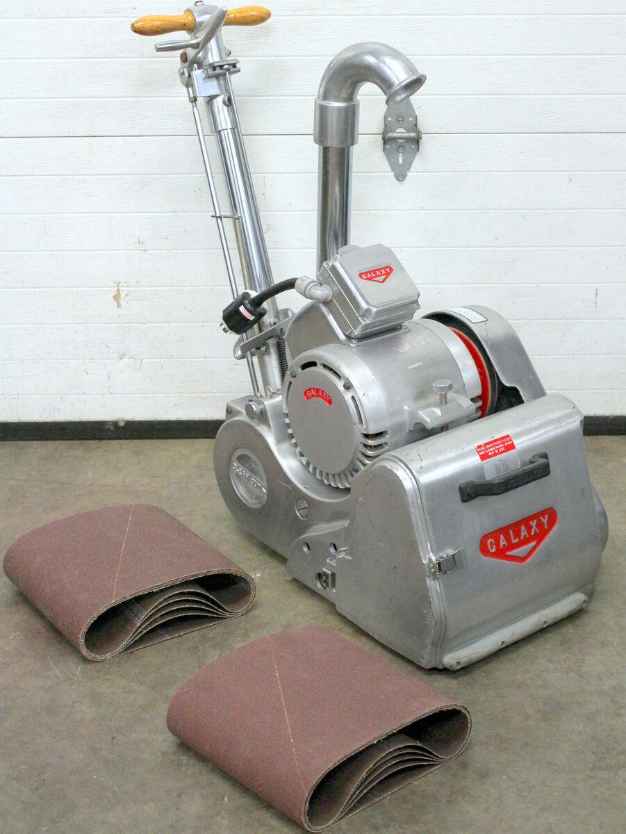 drum sanding machine