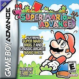 Super Mario Advance  (Nintendo Game Boy ...