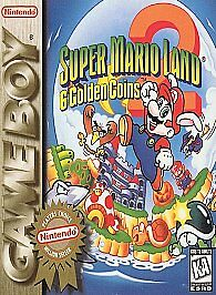Super Mario Land 2  (Nintendo Game Boy, ...