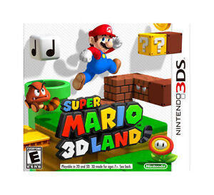 Super Mario Land  (Nintendo 3DS, 2011)