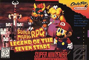 Super Mario RPG: Legend of the Seven Sta...