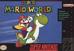Super Mario World  (Super NES, 1991)