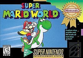 Super Mario World (Super Nintendo Entert...