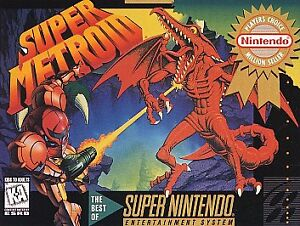 Super Metroid  (Super NES, 1994)