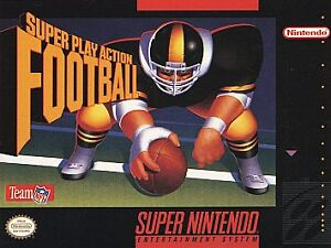 Super Play Action Football (Super Ninte