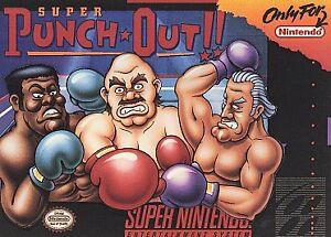 Super Punch-Out (Super Nintendo Entertai...