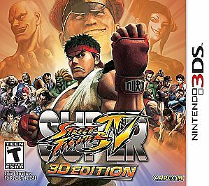 Super Street Fighter IV: 3D Edition  (Ni...