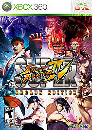 Super Street Fighter IV: Arcade Edition ...