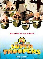 Super Troopers (DVD, 2002)