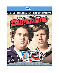 Superbad (Blu-ray Disc, 2007, 2-Disc Set...