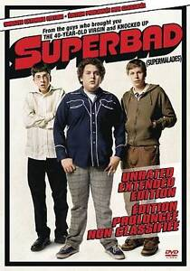 Superbad (DVD, 2007, Canadian; Unrated; ...