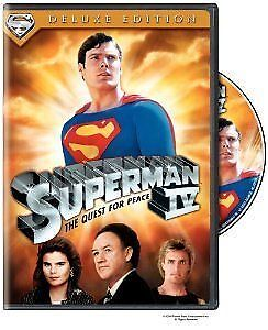 Superman IV: The Quest for Peace (DVD, 2...