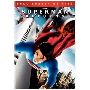 Superman Returns (DVD, 2006, Full Frame ...