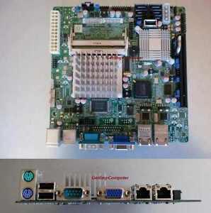 Supermicro-MBD-X7SPA-HF-Intel-Atom-D510-1-6GHz-2x1GBit-LAN