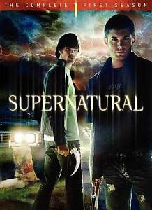 Supernatural: The Complete First Season ...
