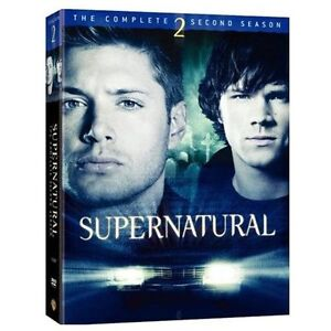 Supernatural - The Complete Second Seaso...