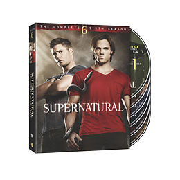Supernatural: The Complete Sixth Season ...