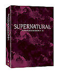 Supernatural: Seasons 1-6 (DVD, 2011, 6-...