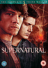 Supernatural - Series 3 - Complete (DVD,...