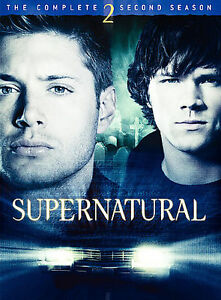 Supernatural - The Complete Second Season (DVD) in DVDs & Movies, DVDs & Blu-ray Discs | eBay