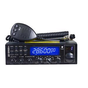 Superstar-SS-6900-N-Amateurfunkgeraet-AM-FM-LSB-USB-CW-PA-wie-Neu-OVP