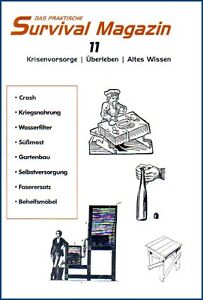 Survival-Magazin-Nr-11-Wassermotor-Energie-Crash-Krieg-Krisenvorsorge-Prepper