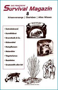Survival-Magazin-Nr-8-Landleben-Kleber-selbst-herstellen-Prepper-Krisenvorsorge