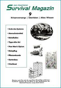 Survival-Magazin-Nr-9-Zivilsations-Ende-Ofenbau-einfach-Prepper-Krisenvorsorge