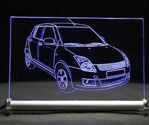Suzuki Swift MZ EZ als Gravur auf LED-Leuchtschild Bild - Augsburg, Deutschland - Widerrufsbelehrung Wenn Sie Unternehmer (vgl. Ziffer 1.2 unserer AGB) im Sinne des 14 Bürgerlichen Gesetzbuches (BGB) sind besteht das Widerrufsrecht nicht. Für Verbraucher (jede natürliche Person, die ein Rechtsgeschäft zu Zwe - Augsburg, Deutschland