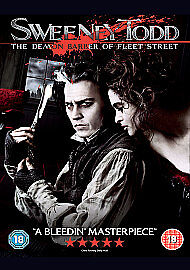 Sweeney Todd - The Demon Barber of Fleet...