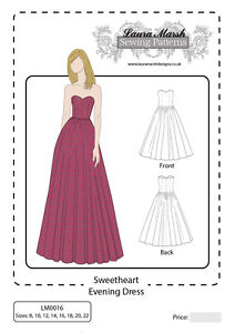 SIMPLICITY GOWN PATTERNS « Free Patterns