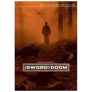 Sword of Doom (DVD, 2005, Special Editio...