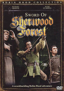 The Sword of Sherwood Forest (DVD, 2010)