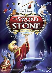 The Sword in the Stone (DVD, 2008, 45th ...