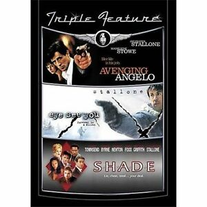Sylvester Stallone Triple Feature (DVD, ...
