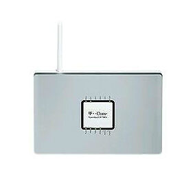 T-Com Speedport W 720V 54 Mbps 4-Port 10...