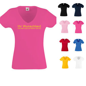 t shirt damen bedrucken wunschmotiv wunschtext schriftzug. Black Bedroom Furniture Sets. Home Design Ideas