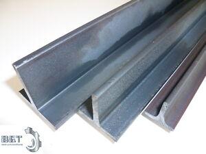 t stahl 40x40x5 mm l nge 500mm bis 2000mm t profil t. Black Bedroom Furniture Sets. Home Design Ideas