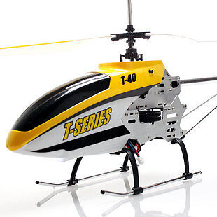 T40C Gyroscope Remote Control Airplane Equipped with High Pixel Camera