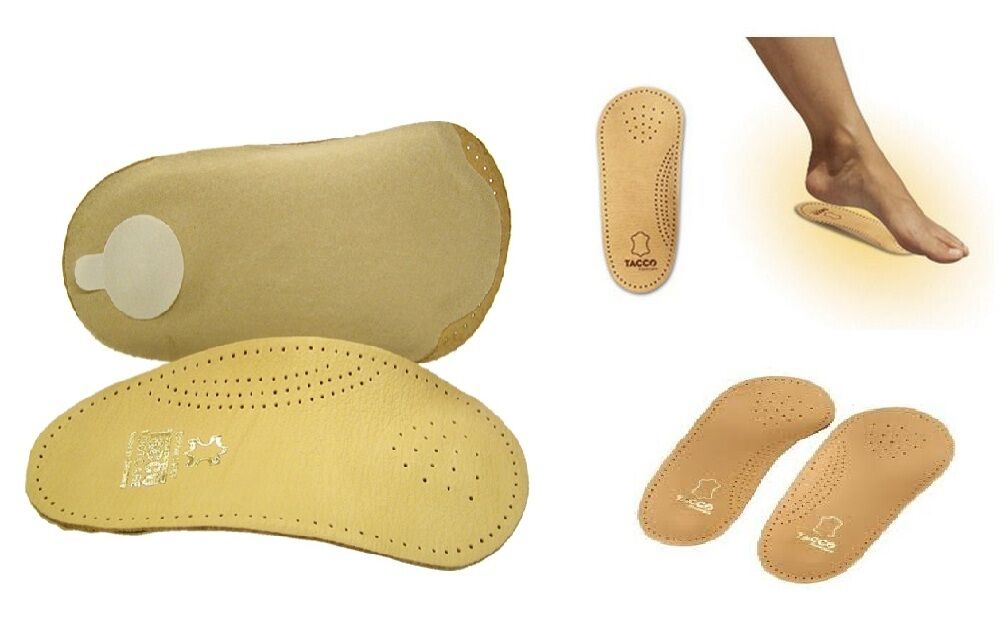 Orthotic shoe inserts arch support