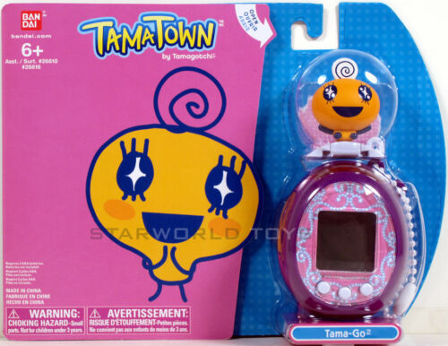 TAMAGOTCHI TAMATOWN TAMA-GO ELEC PET MEMETCHI PURPLE with Memetchi Figure New! in Toys & Hobbies, Electronic, Battery & Wind-Up, Electronic & Interactive | eBay