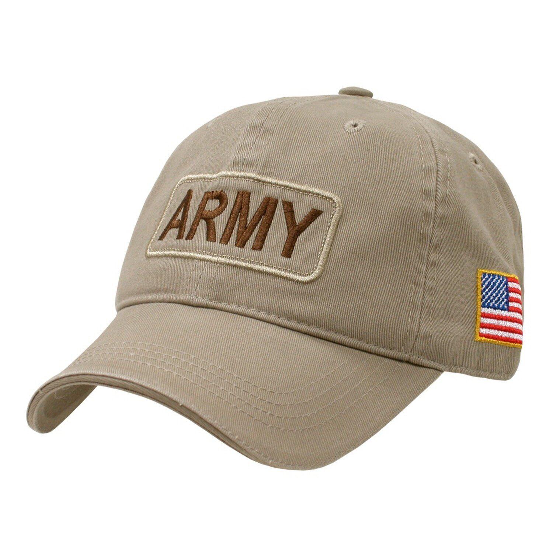 united states army baseball cap caps hat us flag ebay
